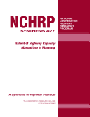 Extent of Highway Capacity Manual Use in Planning