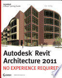 Autodesk Revit Architecture 2011 Book PDF