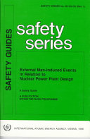 External Man induced Events in Relation to Nuclear Power Plant Design Book