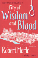 Pdf City of Wisdom and Blood Telecharger