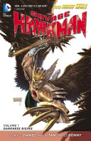 Pdf The Savage Hawkman Vol. 1: Darkness Rising (The New 52) Telecharger