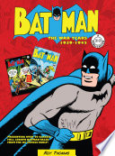Batman The War Years 1939 1945