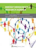 Energy Democracy  A Research Agenda