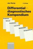 Differentialdiagnostisches Kompendium