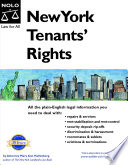 Download New York Tenants' Rights Epub