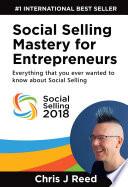 Social Selling Mastery For Entrepreneurs Book PDF