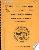 Annual Report of the Department of Revenue ... to the Governor