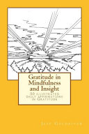 Gratitude in Mindfulness and Insight Book