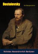 Pdf Dostoievsky: An Interpretation