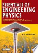 Essentials of Engineering Physics  RTU