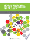 Advanced Nanomaterials for Light-Emitting Diodes and Solar Cells