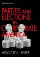 Parties and Elections in Corporate America