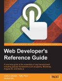 Web Developer s Reference Guide