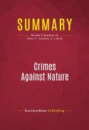 Summary: Crimes Against Nature ebook
