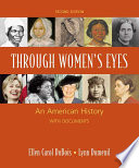 Through women's eyes  : an American history with documents