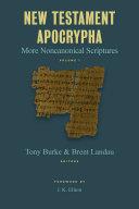 New Testament Apocrypha, v1