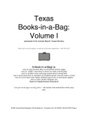 Texas Book in a Bag
