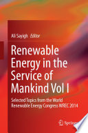 Renewable Energy in the Service of Mankind Vol I Book