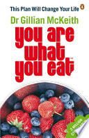 You Are What You Eat Book