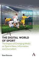 The Digital World of Sports