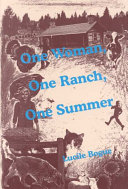 One Woman  One Ranch  One Summer