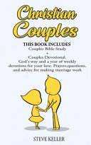 Christian Couples Book
