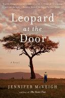 Pdf Leopard at the Door Telecharger