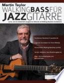 Martin Taylor Walking Bass Für Jazzgitarre