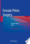 Female Pelvic Surgery Book