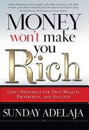 Money Won't Make You Rich Pdf/ePub eBook