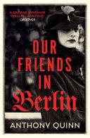 Our Friends in Berlin Pdf/ePub eBook