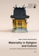 Materiality in Religion and Culture