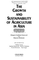 The Growth and Sustainability of Agriculture in Asia