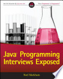 Java Programming Interviews Exposed Book