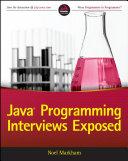 Java Programming Interviews Exposed Pdf/ePub eBook