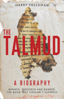 The Talmud ? A Biography