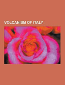 Volcanism of Italy Book