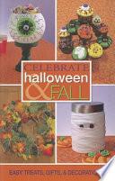 Celebrate Halloween   Fall Book PDF