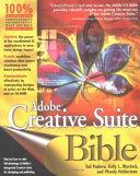 Adobe Creative Suite Bible Book