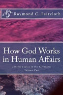 How God Works in Human Affairs