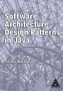 Pdf Software Architecture Design Patterns in Java Telecharger