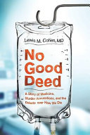 No Good Deed Book