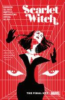 Scarlet Witch Vol  3