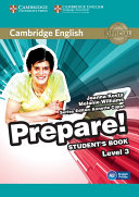 Cambridge English Prepare  Level 3 Student s Book