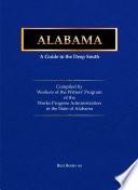 Alabama  a Guide to the Deep South