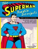 The Superman Radio Scripts  Superman vs  the Atom man