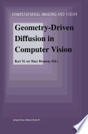 Geometry Driven Diffusion in Computer Vision