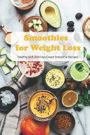 Smoothies for Weight Loss Book