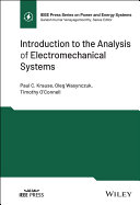 Introduction to the Analysis of Electromechanical Systems
