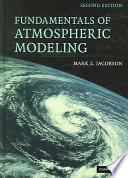 Fundamentals Of Atmospheric Modeling Book PDF